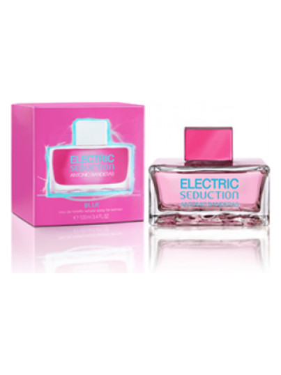 Electric Blue Seduction for Women Antonio Banderas para Mujeres