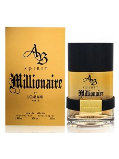 AB Spirit Millionaire Lomani para Hombres