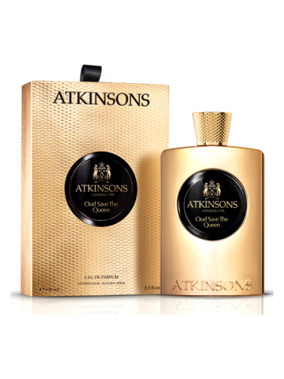 Oud Save The Queen Atkinsons para Mujeres