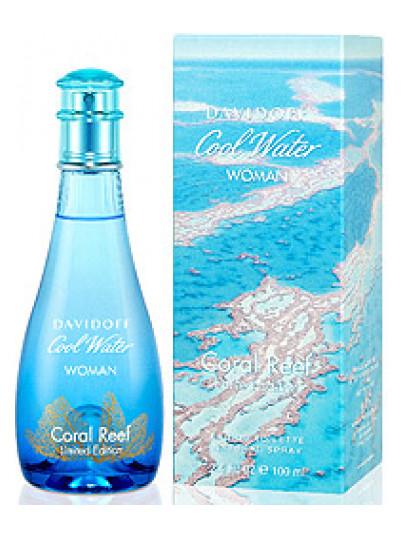 perfume davidoff cool water mujer