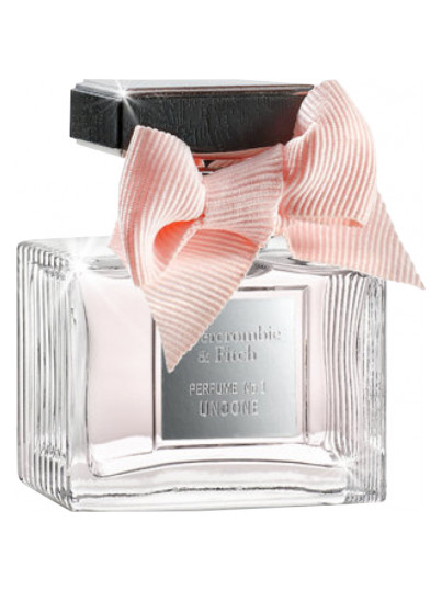 Perfume No.1 Undone Abercrombie & Fitch para Mujeres