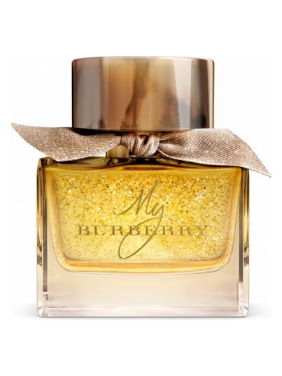 burberry perfume dorado mujer