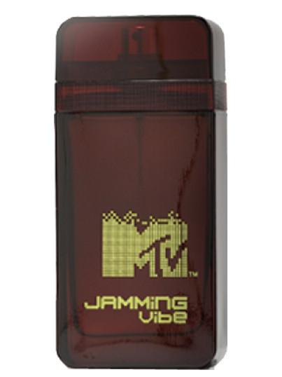MTV Jamming Vibe MTV Perfumes para Hombres