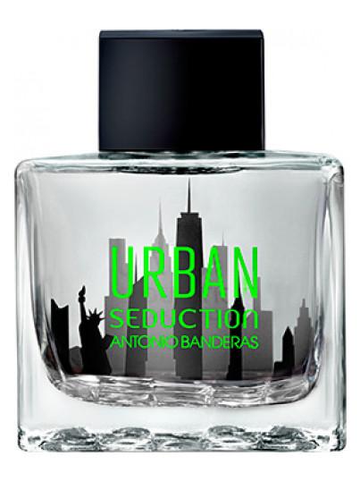 Urban Seduction in Black Antonio Banderas para Hombres