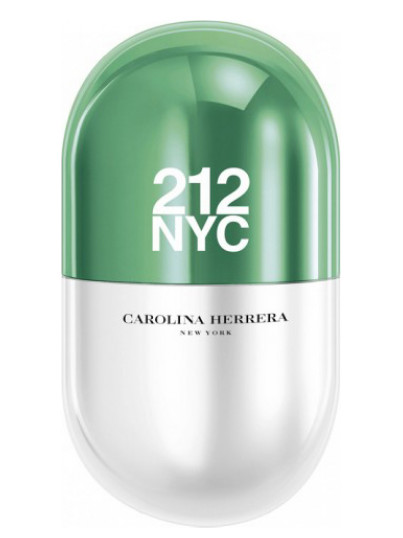 212 NYC Pills Carolina Herrera para Mujeres
