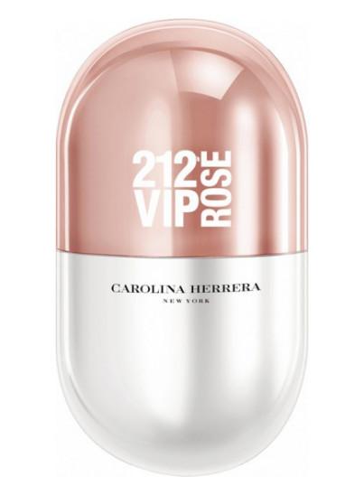 212 VIP Rose Pills Carolina Herrera para Mujeres