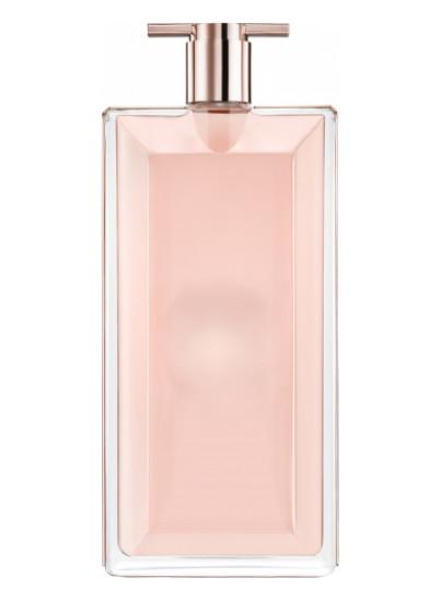 cancion del perfume idole lancome