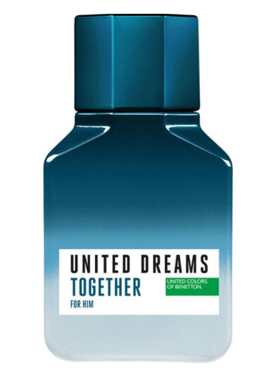 United Dreams Together for Him Benetton para Hombres
