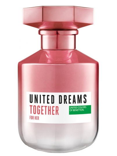 United Dreams Together for Her Benetton para Hombres y Mujeres