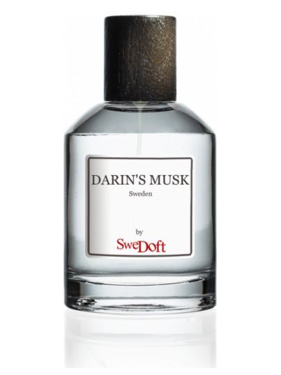 Darin's Musk Swedoft para Hombres y Mujeres
