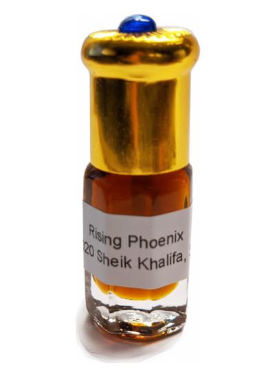 Sheikh Khalifa Attar The Rising Phoenix Perfumery for women and men