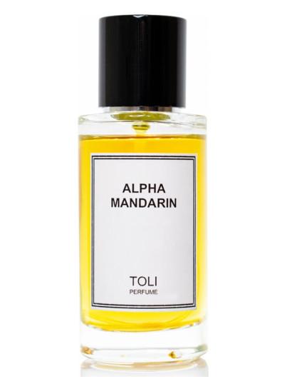 Alpha Mandarin Toli Perfume for women and men