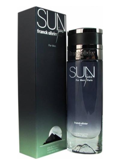 Sun Java for Men Franck Olivier para Hombres