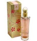 perfume Lovely Cherry Blossom Gold Sparkles