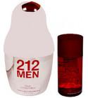 perfume 212 Men Silver