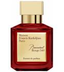 perfume Baccarat Rouge 540 Extrait de Parfum
