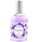 Violettes de Toulouse Eau de Toilette Parfums Berdoues