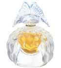 perfume Lalique de Lalique Butterfly Crystal Flacon