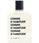 perfume Comme d'Habitude