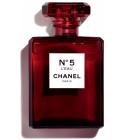 perfume Chanel No 5 L'Eau Red Edition