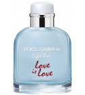 perfume Light Blue Love Is Love Pour Homme