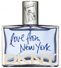 perfume DKNY Love from New York for Men