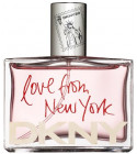 perfume DKNY Love from New York for Women