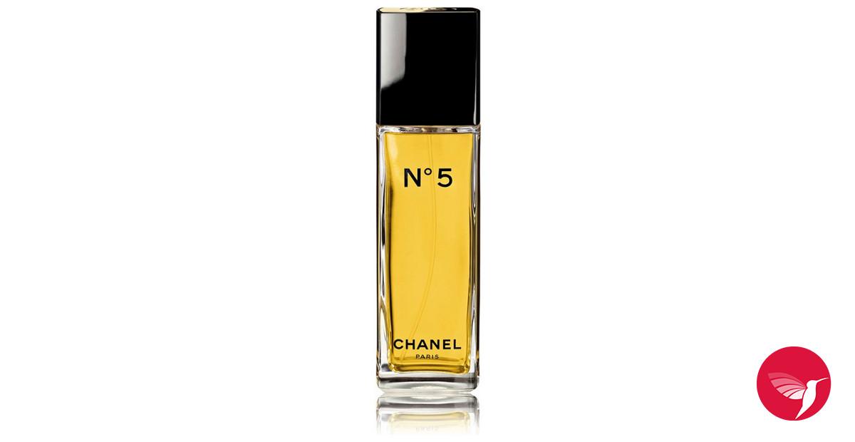 Chanel No 5 Eau de Toilette Chanel perfume - a fragrance for women 1921 84da51aa196