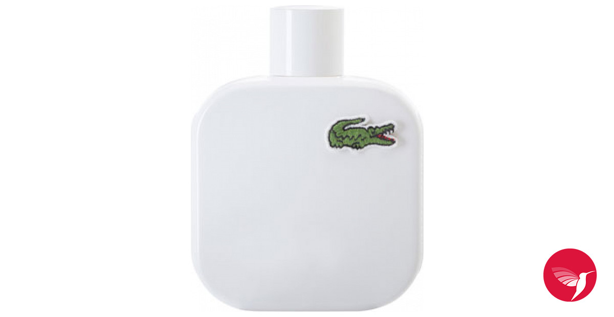 Eau de Lacoste L.12.12. White Lacoste Fragrances cologne - a fragrance for  men 2011 1e66c09807