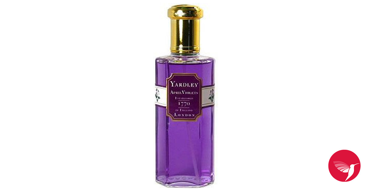 April Violets Yardley perfume - a fragrance for women