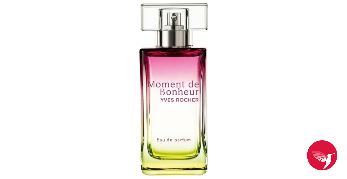 Moment De Bonheur Yves Rocher Perfume A Fragrance For Women 2011