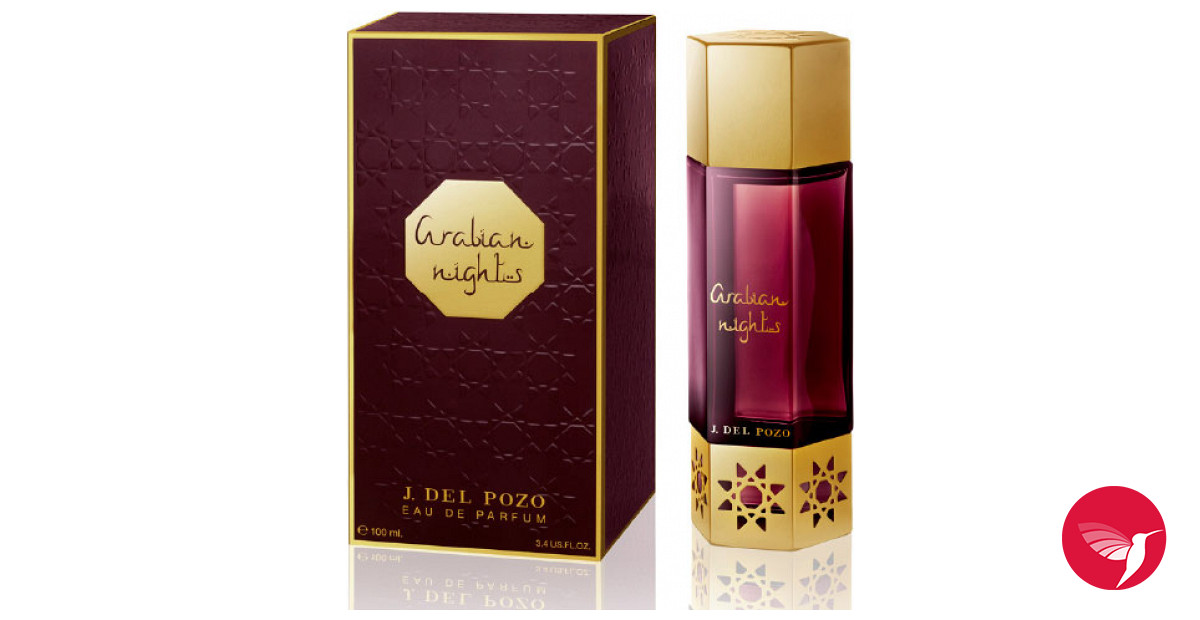 Pozo Parfum Nights Un Femme Arabian Jesus Del Pour 2012 n08wyvmON