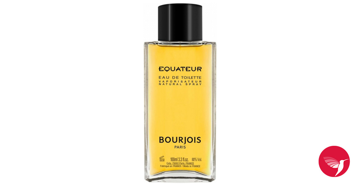 Masculin Equateur Bourjois Cologne A Fragrance For Men 1993