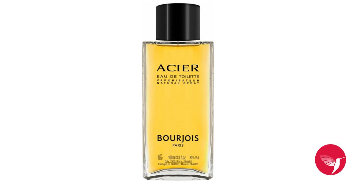 Masculin 1988 Homme Acier Cologne Bourjois Parfum Un Pour WDIeYH9E2