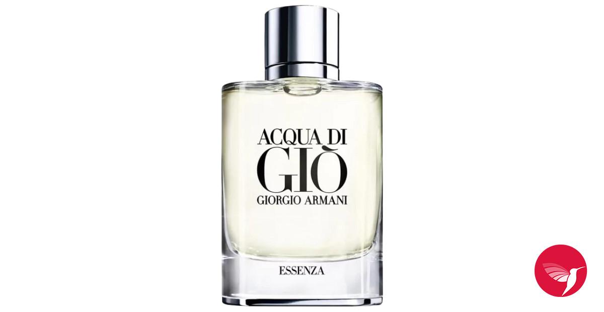 Acqua Di Gio Essenza Giorgio Armani Cologne A Fragrance For Men 2012