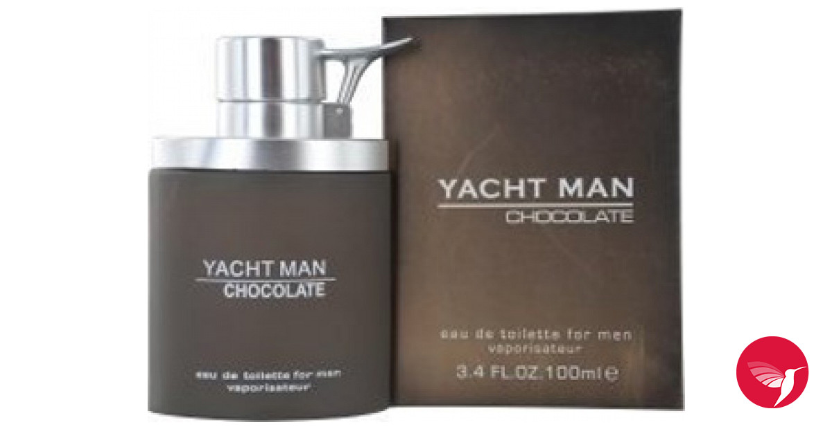 5e9be51669 Yacht Man Chocolate Myrurgia cologne - a fragrance for men