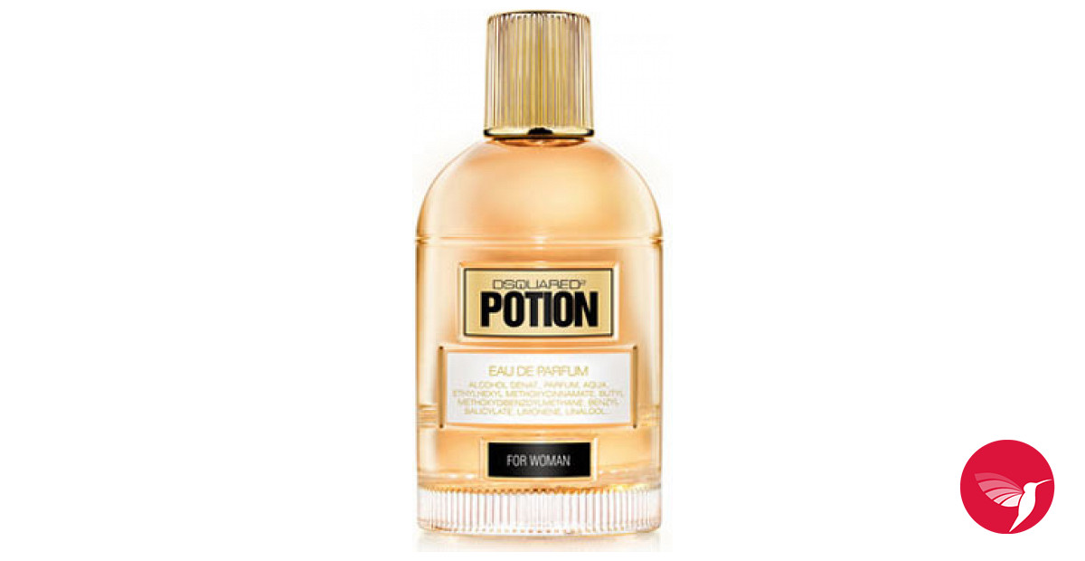 cacd966ad1f Potion for Women DSQUARED² perfume - a fragrance for women 2012