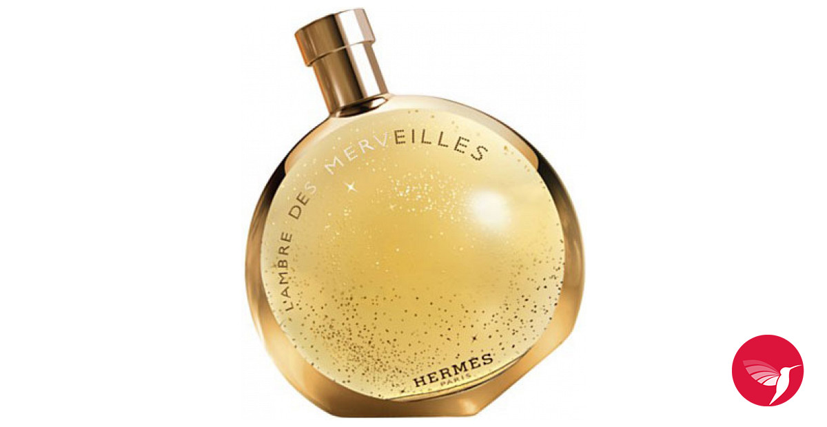 2a3b09d6b L'Ambre des Merveilles Hermès perfume - a fragrance for women and men 2012