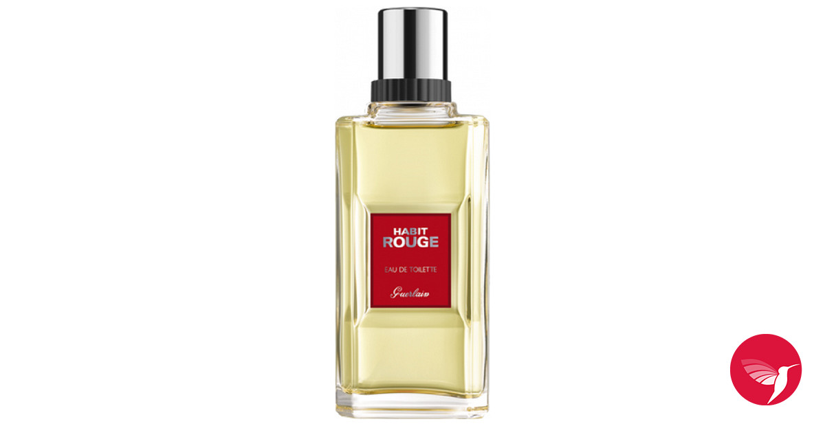 Habit Rouge Eau de Toilette Guerlain cologne - a fragrance