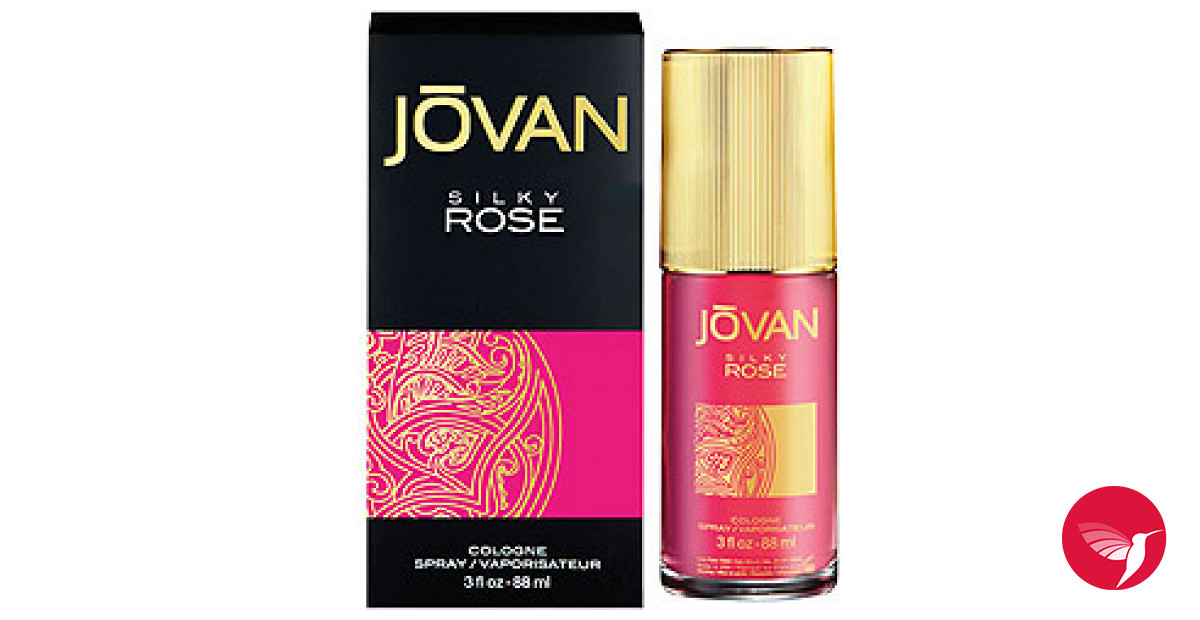 Silky Rose Jovan Perfume A Fragrance For Women And Men 2012