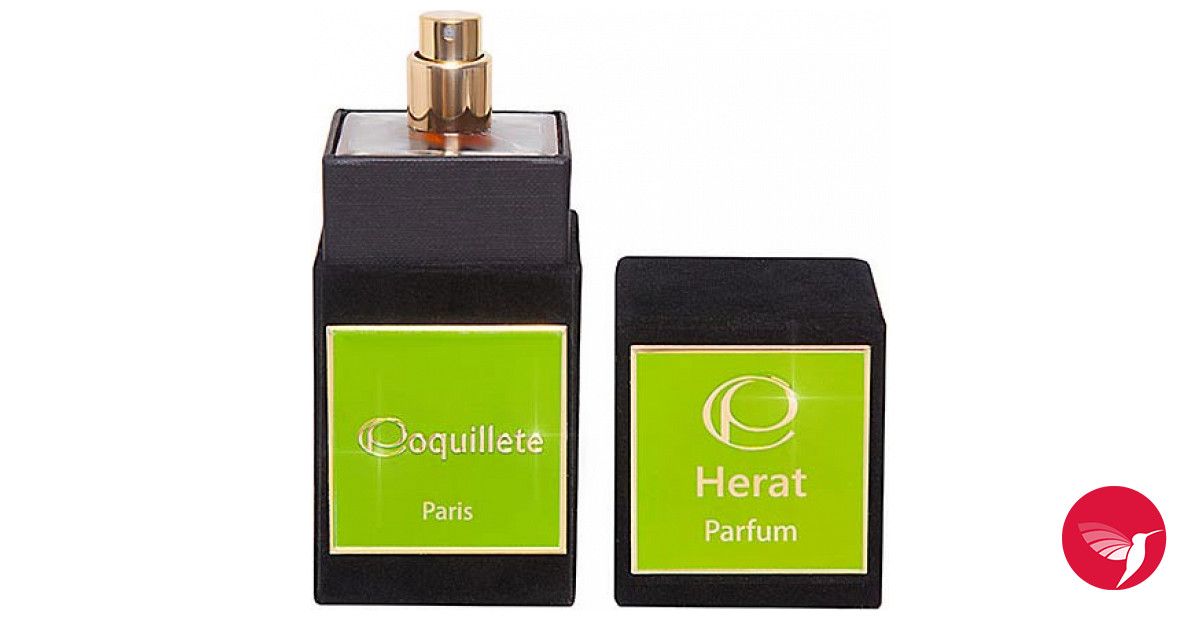 38443e89f Herat Coquillete perfume - a fragrance for women and men 2012