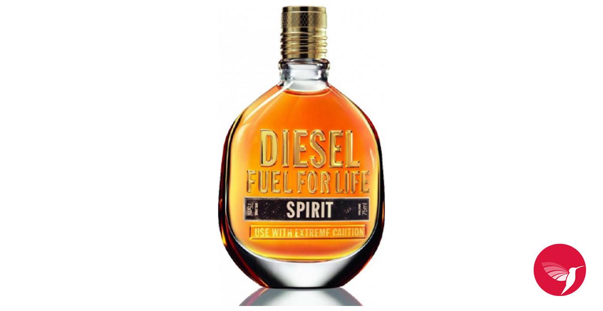 Fuel For Life Spirit Diesel cologne - a fragrance for men 2013