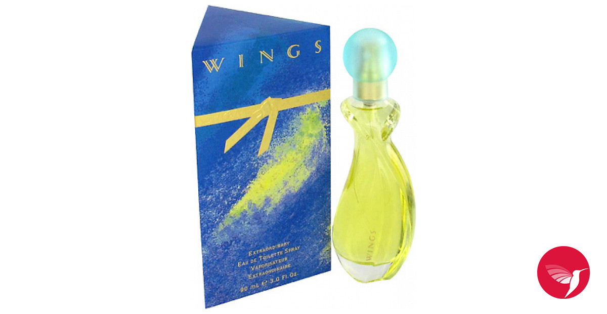 4833c095d2 Wings Giorgio Beverly Hills perfume - a fragrance for women 1992