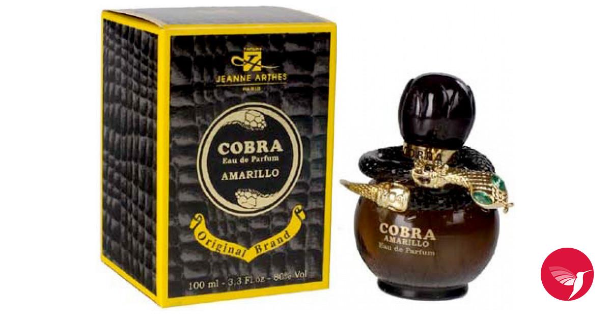 Jeanne Parfum Pour Cobra Amarillo Arthes Femme Un 0nOPwX8k
