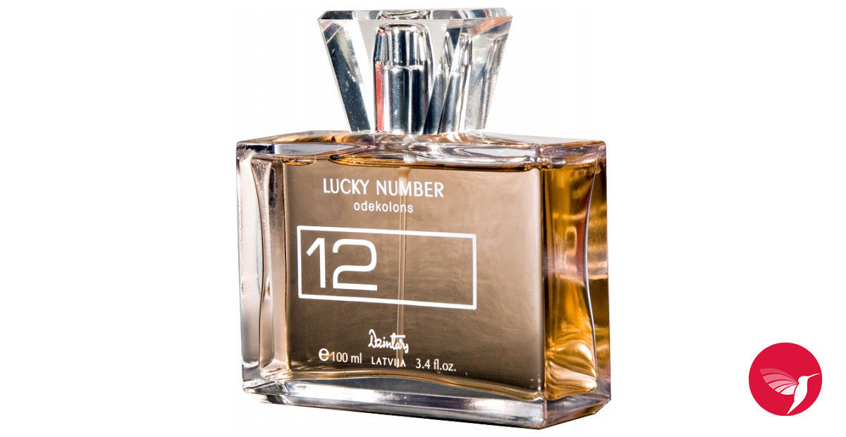 Lucky Number 12 Dzintars cologne - a fragrance for men