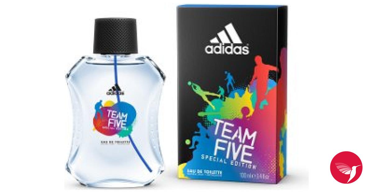 Team Five Adidas cologne a fragrance for men 2013