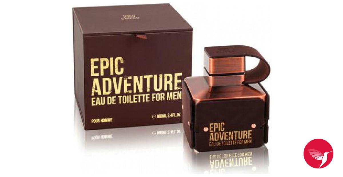 Epic Adventure Emper cologne - a fragrance for men