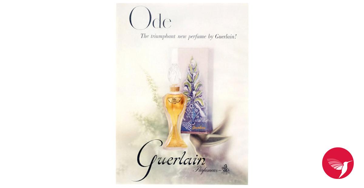 Un Ode Femme Guerlain Pour Parfum 1955 exoBrdCW