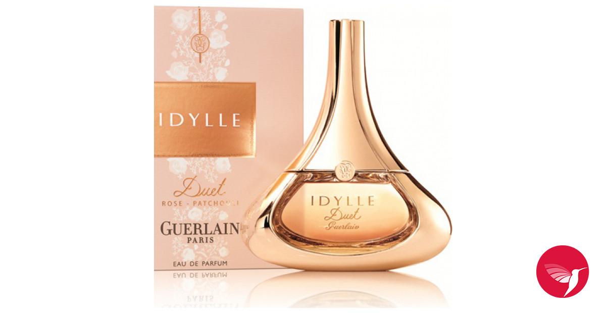 Idylle Duet Rose-Patchouli Guerlain perfume - a fragrance for women 2014