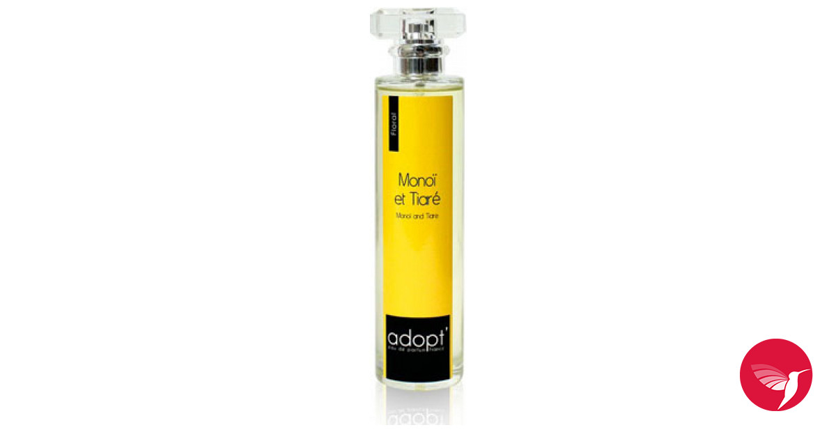Un Et By Naturelle Monoï Femme Tiaré Adopt' Reserve Parfum Pour nX0wOP8k